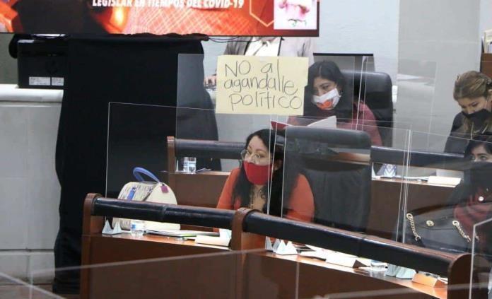 Responden PRI y PAN a acusaciones de Morena