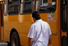 Ausencia de clases, es el mayor golpe al transporte urbano