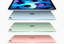 Apple renueva por completo el iPad Air y actualiza el modelo básico de iPad