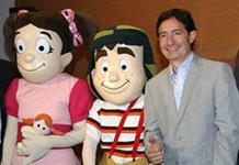 Hijo de Chespirito, Roberto Gómez Fernández, deja Televisa