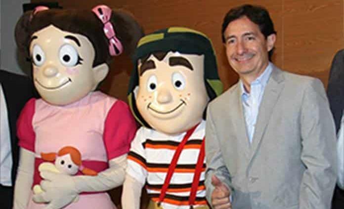 Roberto Gómez Fernández, una vida entre los pasillos de Televisa
