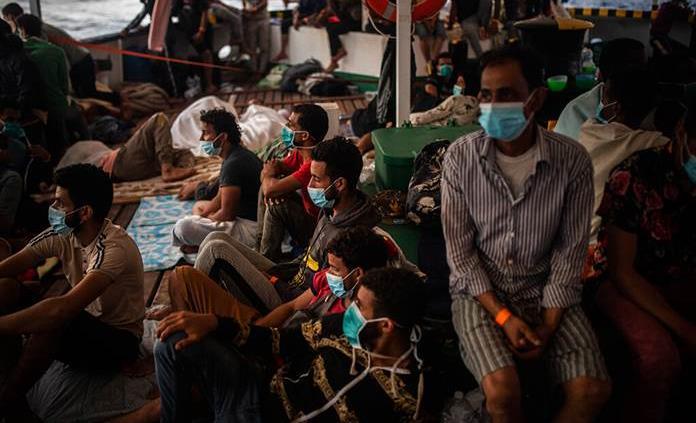 El Open Arms con 278 migrantes denuncia que Malta deniega evacuaciones y abrigo