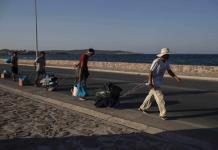 Grecia pide a la UE gestionar juntos campos de refugiados