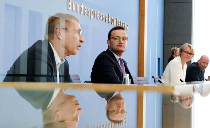 Alemania apoya económicamente a farmacéuticas para vacuna