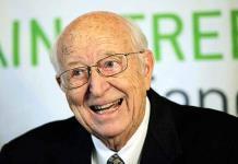 Fallece Bill Gates Sr., padre del fundador de Microsoft