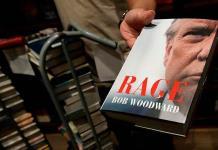 Polémico libro de Bob Woodward sale a la venta en EEUU y Trump lo ve aburrido