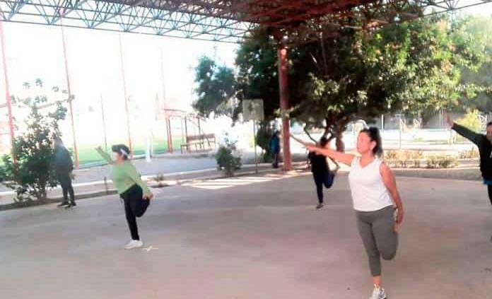 Con protocolos, reanudan las clases grupales en los centros deportivos