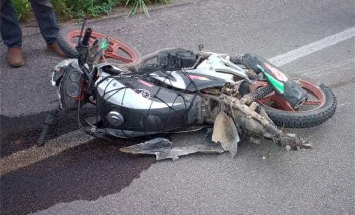 Fallece adolescente hospitalizado tras accidente en motocicleta sobre la Valles-Tampico