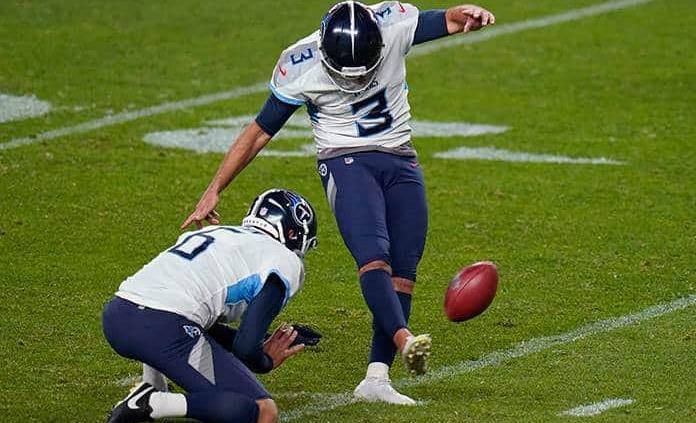 Gostkowski se redime y le da la victoria a los Titans sobre Denver