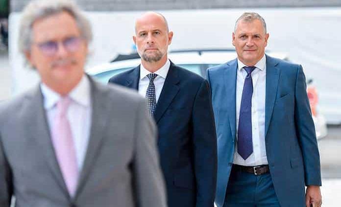 Inicia juicio por corrupción a Valcke y al-Khelaifi