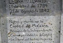Leona Vicario, personaje clave en la Independencia de México