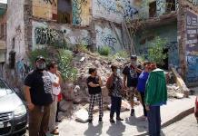 Vecinos reportan fincas peligrosas en El Montecillo