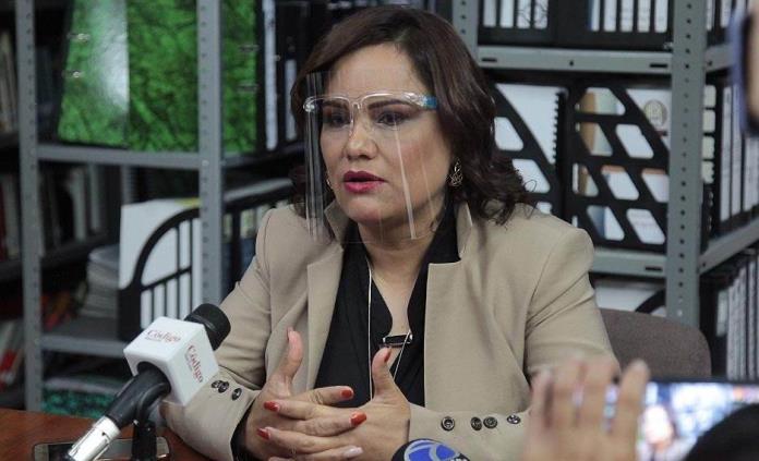Nada me han regalado y jamás aceptaría llegar de manera ilegal, dice presidenta de la Directiva