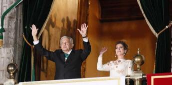 ¿Quiénes diseñaron el vestido de Beatriz Gutiérrez para el Grito?