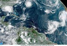 La tormenta Teddy se convierte en huracán