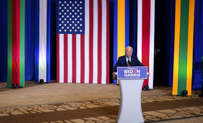 Biden pone Despacito y llena las redes sociales