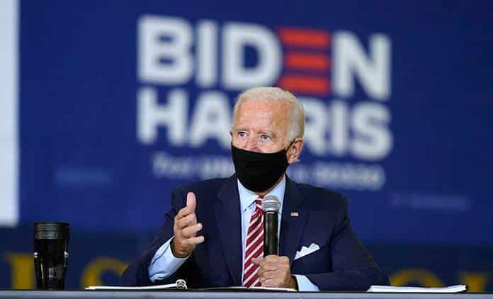 Biden: Veteranos merecen que los traten con respeto