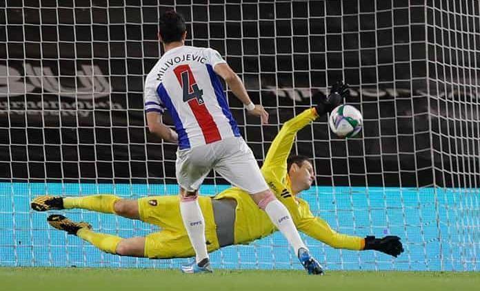 Crystal Palace cae por penales
