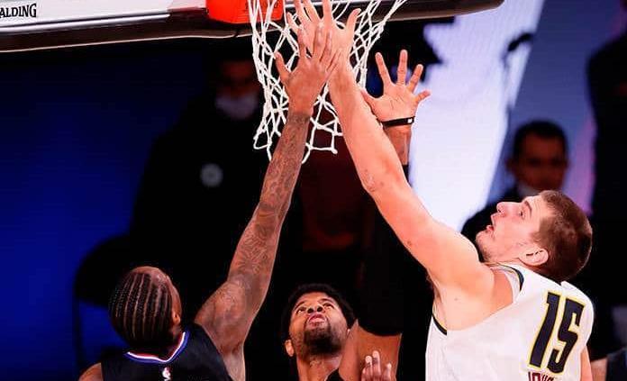 Eliminan Nuggets a Clippers de LA