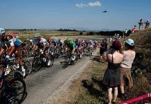 Gana Kamna la 16a. etapa en Los Alpes
