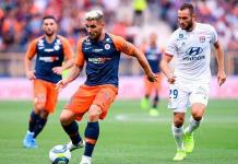 Gana Montpellier a Lyon por 2 a 1
