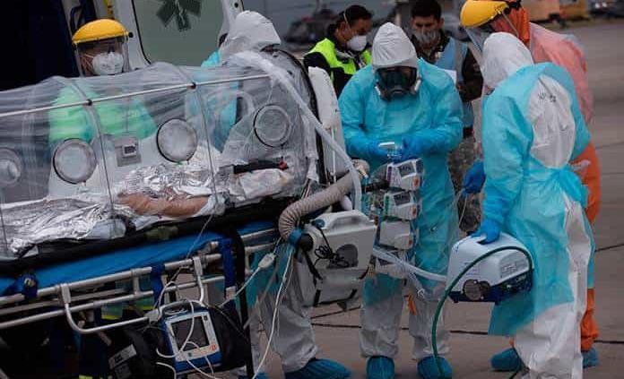 Indicadores anuncian baja en pandemia, dice la Ssa