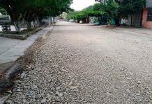 Licitarán obras de bacheo de calles