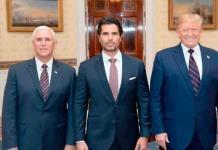 Eduardo Verastegui para puesto clave en la administración de Trump