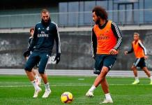 Real Madrid listo para su debut