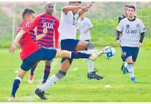 Superó Pozuelos a Deportivo Perú