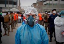 Trabajadores de Salud, expuestos a la Covid-19