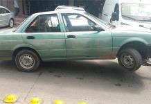 Tres vehículos robados, recupera la Estatal