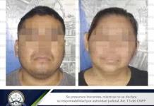 Caen presuntos asesinos de empleada municipal y su padre; los detenidos eran familiares de las víctimas