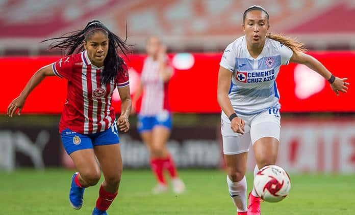 Chivas regresa a la senda del triunfo en la Liga Femenil