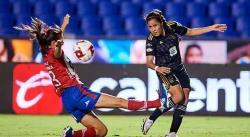 Suma el Atlético de San Luis Femenil tercera derrota consecutiva en el torneo