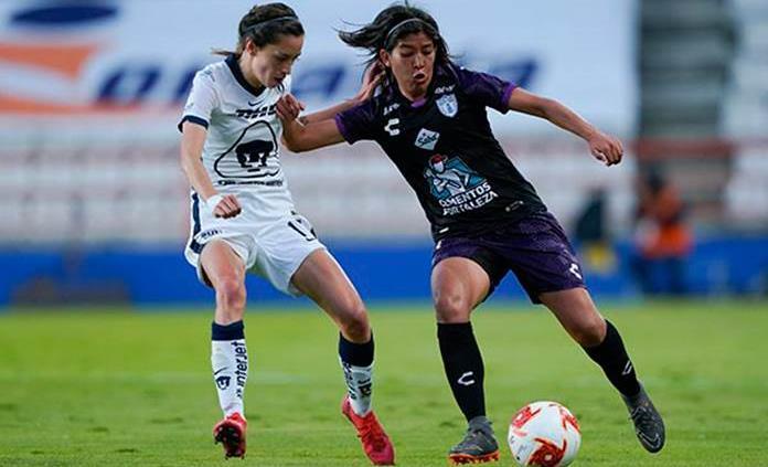 Pumas golea a domicilio a Pachuca en la Liga Femenil