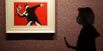 Banksy pierde batalla legal frente a compañía de tarjetas de felicitación