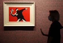 Sothebys aceptará pagos con criptomoneda en subasta de una obra de Banksy