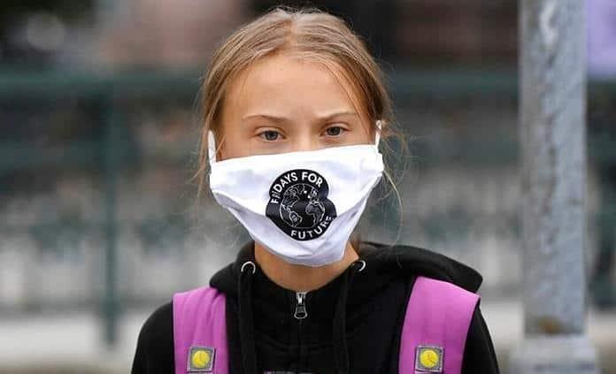 Greta Thunberg llama a nueva protesta global por el clima el próximo viernes