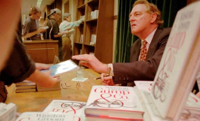 Fallece Winston Groom, autor de la novela Forrest Gump