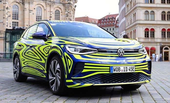Volkswagen presenta su primer vehículo eléctrico en EEUU