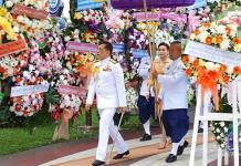 La Fiscalía tailandesa acusa a 12 activistas de lesa majestad y sedición