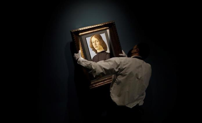 El acontecimiento insólito de comprar un Botticelli