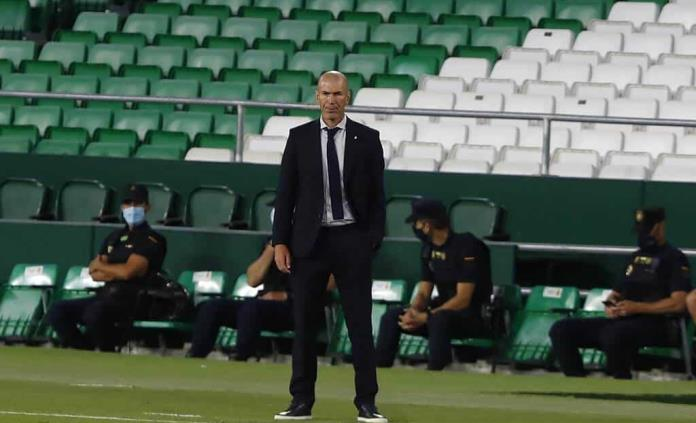 """""""Es demasiado"""", Zidane se queja del calendario"""