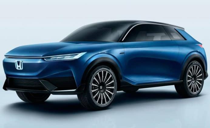 Honda adelanta su primer SUV totalmente eléctrica