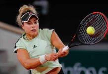 Renata Zarazúa queda eliminada y no jugará el Abierto de Australia