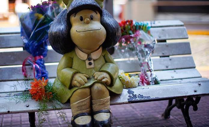 Mafalda, la niña rebelde que quiso cambiar el mundo con humor e ironía