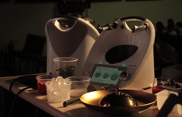 Tecnología de cocina.