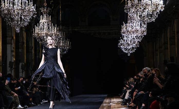 Yamamoto, Loewe y Leonard Paris inspiradas colecciones primavera - verano 2021