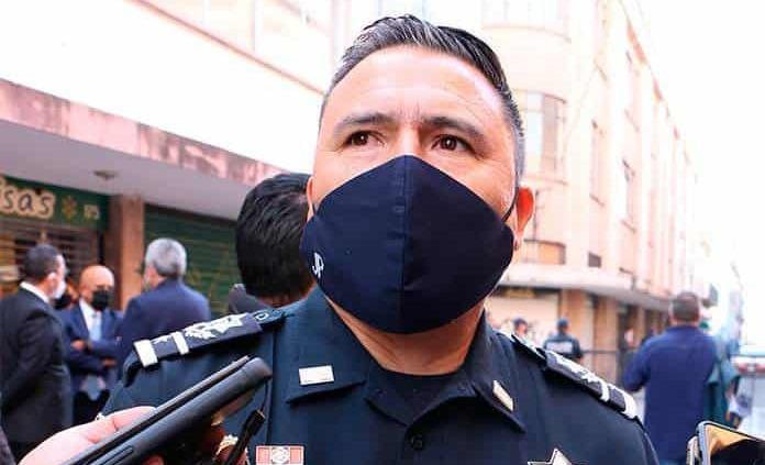 Niega Pineda rezago en evaluación policial
